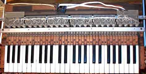 A simple MIDI Keyboard Controller